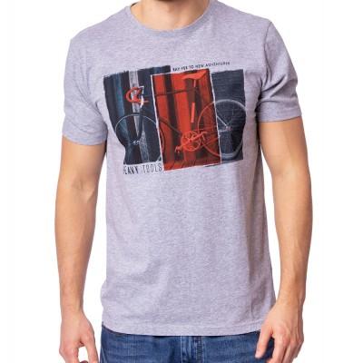 Heavy Tools MOSH férfi póló