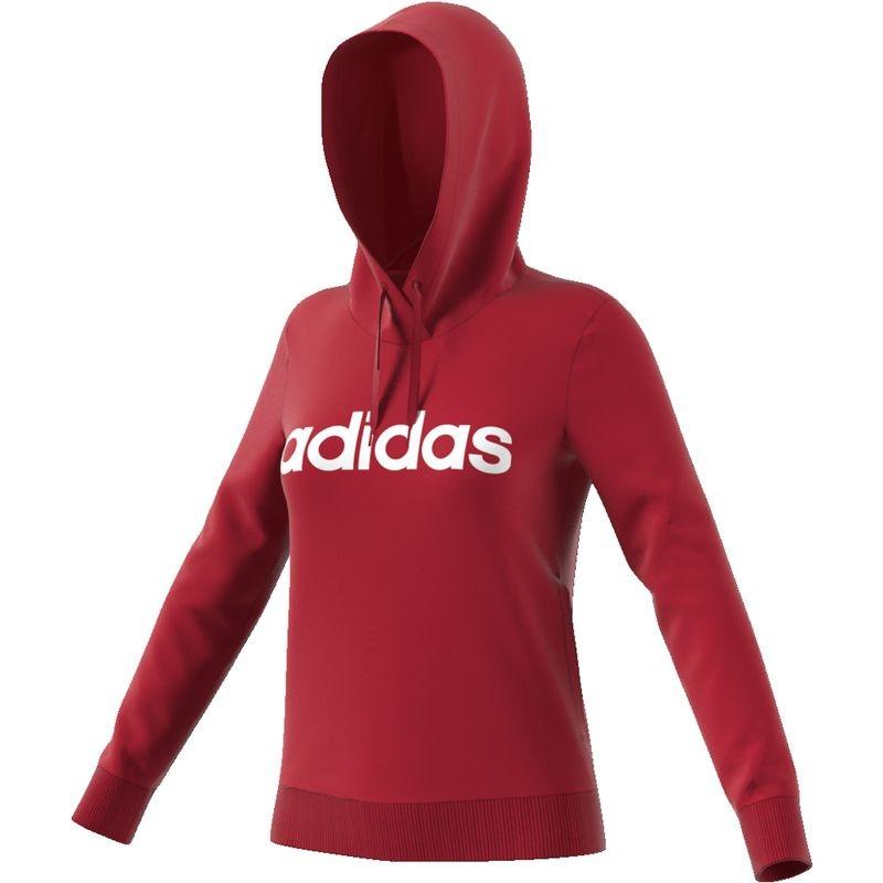Adidas női pamut felső, kapucnis | Pulóver Női textil Női