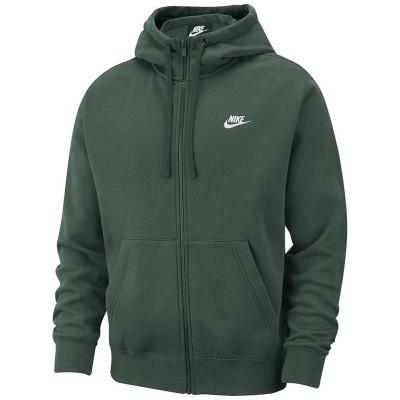 Nike tréning pulóver, cipzáros