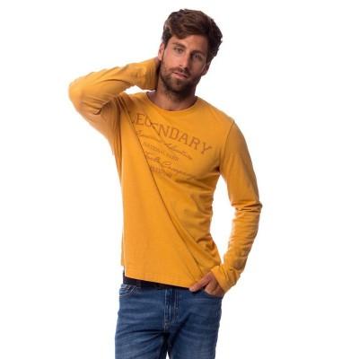 Heavy Tools CHASE férfi hosszú ujjas póló