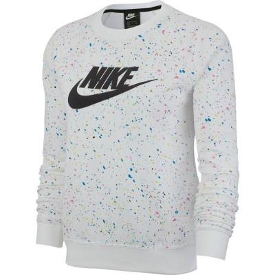 Nike női pamut pulóver