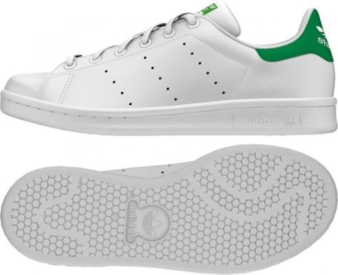 Adidas STAN SMITH J gyerek utcai cipő