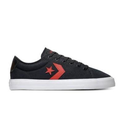 Converse Converse Star Replay Ox Black/Black unisex utcai cipő