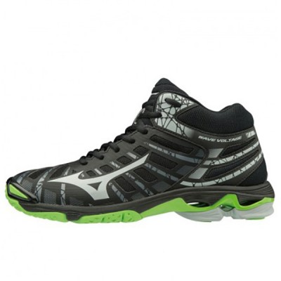 Mizuno Wave Voltage Mid unisex teremsport cipő
