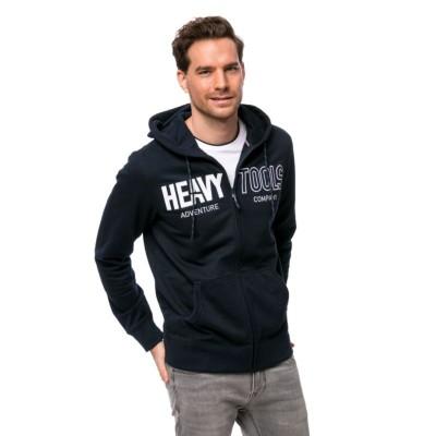 Heavy Tools Segno férfi kapucnis felső
