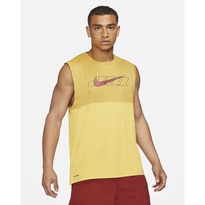 Nike férfi tréning trikó, technikai